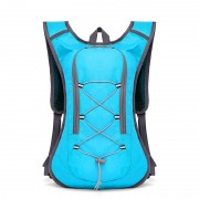 Outdoor Cycling Backpack Ultra-light Hiking Bicycle Rucksack - Blue
