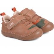 Pantofi Baieti BIBI Grow Maro Dinozaur 24 EU
