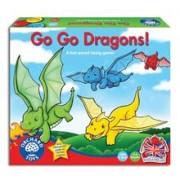 Joc De Societate Intrecerea Dragonilor Go Go Dragons!