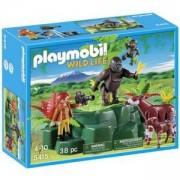 Комплект Плеймобил 5415 - Горили и окапи - Playmobil, 290908