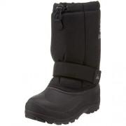 Kamik Rocket Cold Weather Boot (Toddler/Little Kid/Big Kid),Black,2 M US Little Kid