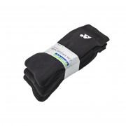Yonex Socks x3 Black Large (44-47)
