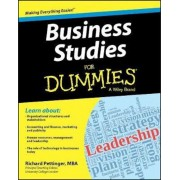 Business Studies for Dummies, Paperback