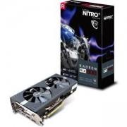 Видео карта Sapphire NITRO+ RADEON RX 580 4G GDDR5 DUAL HDMI / DVI-D / DUAL DP OC W/BP (UEFI) - 11265-07-20G