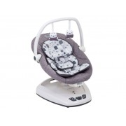 Graco Move With Me Swing with Canopy-Block Party