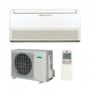 Daikin Condizionatore Mono Split Pavimento Soffitto 12000 Btu Serie Flexi FLXS35B RXS35K inverter pompa di calore