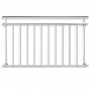 Balkon Francuski Balustrada 156x90 Stal Nierdzewna