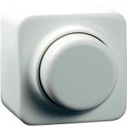 Ehmann falra szerelhető dimmer kapcsoló, fehér, 20-300W, 3061c0150 (611425)