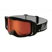Melon Diablo MX Black Red Chrome crossbril - Zwart - Size: 1