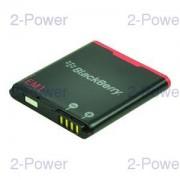 Blackberry Smartphone Batteri BlackBerry 3.7v 1000mah (E-M1)