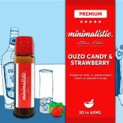 Minimalistic Short Fill 30/60мл - Ouzo Strawberry