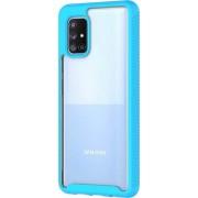 SaharaCase - Grip Series Case for Samsung Galaxy A71 5G - Aqua