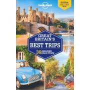 Reisgids Best Trips Great Britain - Groot Brittannië | Lonely Planet