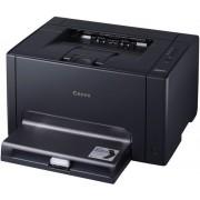 Imprimanta Canon i-SENSYS LBP7018C + Antivirus BitDefender Plus 2018, 1 PC, 1 an, Licenta noua, Scratch Card