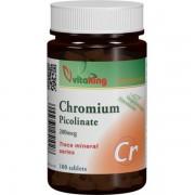 Crom Picolinat 200mcg 100cpr