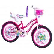 """Favorit Bicikl KIDS LILLY 20"""" roze/bela (650095)"""