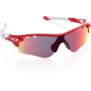 Oakley RADARLOCK PATH Round Sunglass(Multicolor)