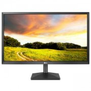 Монитор LG 22MK400A-B, 21.5 LED TN, AG, 5ms GTG, 600:1, Mega DFC, 250cd/m2, Full HD 1920x1080, D-Sub, Tilt, Черен, 22MK400A-B