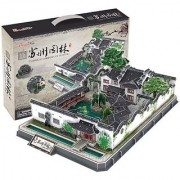 CubicFun 3D Puzzle MC-Series ''Classical Gardens of Suzhou - China''