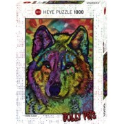 Puzzle HEYE - Lup - 1000 piese