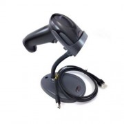 Баркод скенер Honeywell Voyager XP 1470g четец, 2D, USB, стойка, черен