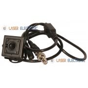 Mini Telecamera Pinhole CCD Sony 700TVL 0.05lux 35x35mm