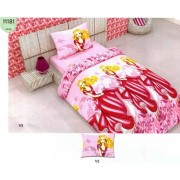 Детско спално бельо BARBIE - 100% Памук