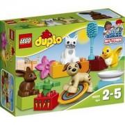 LEGO DUPLO 10838 LEGO® DUPLO® Familjens Husdjur