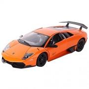 Rastar - 1/43 Lamborghini Murcielago LP 670-4 SV (Orange)