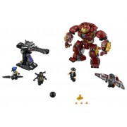 LEGO Super Heroes 76104 The Hulkbuster Smash-Up