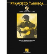 Hal Leonard - Francisco Tarrega: The Francisco Tarrega Collection Sheet Music and CD - Multi