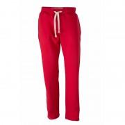 James & Nicholson Vintage joggingbroek voor heren rood