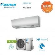 Daikin Climatizzatore Condizionatore Daikin Inverter Mod. Ftxm25m R-32 Perfera 2018 Bluevolution A+++ 9000 Btu Wi-Fi Ready