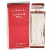 Red Door Aura by Elizabeth Arden Eau De Toilette Spray 3.4 oz