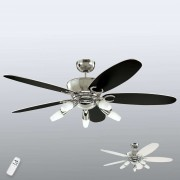 Airus ceiling fan, energy-saving, remote control