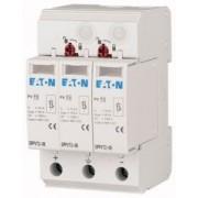 PV túlfesz.levezető 'T1+T2' 1000V DC + s.é. SPPVT12-10-2+PE-AX -Eaton