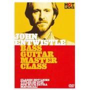 John Entwistle: Bass Guitar Master Class [DVD] [1990]