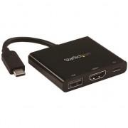 Accesoriu IT startech USB-C USB HDMI, 0.1, negru (CDP2HDUACP)