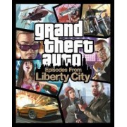 Joc Grand Theft Auto Episodes From Liberty City Grand Theft Auto Episodes From Liberty City Pentru Pc