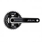 SHIMANO Guarnitura bicicletta Slx 2X11-38 28 175M