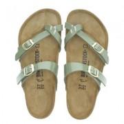 Birkenstock Mayari sandalen groen