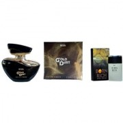 Riya Gold Dust 100 ml Born Rich 30 ml Eau de Parfum - 130 ml