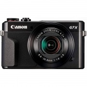 Canon PowerShot G7 X Mark II 20MP WiFi Negra