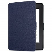 Funda Microfibra Kindle 8 azul