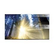 "Samsung Tv 55"" Samsung Ue55ks8000 Led Serie 8 Suhd 4k Smart Wifi 2300 Pqi Hdmi Usb Silver Refurbished Senza Base Con Staffa A Muro"