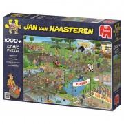 Jan Van Haasteren Gyttjetävling 1000 Bitar