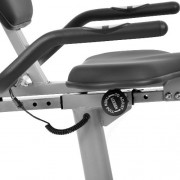 Bicicleta magnetica recumbent inSPORTline Rapid