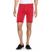 Replay Jeans-Shorts, Tapered Fit rot