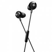 PHILIPS bubice BASS+ SHE4305BK/00 (Crne)