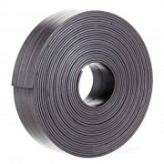 DIY Single Sided Flexible Magnetic Strip Tape Rubber Magnet for Office amp School